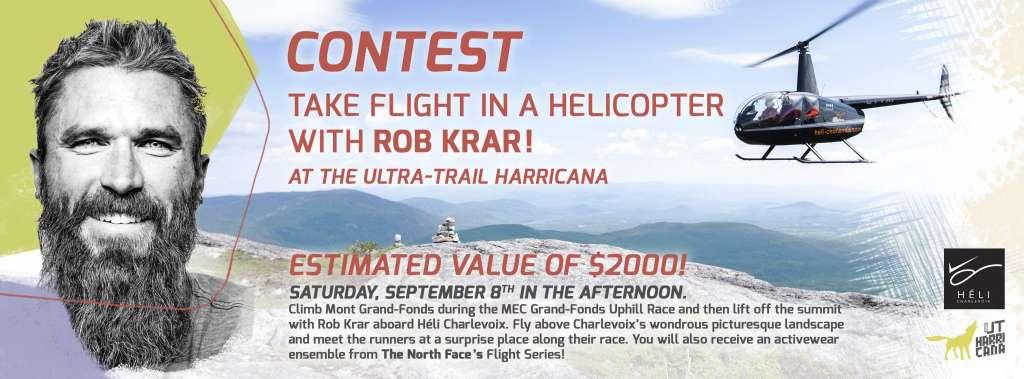 Utra-Trail Contest with Rob Krar